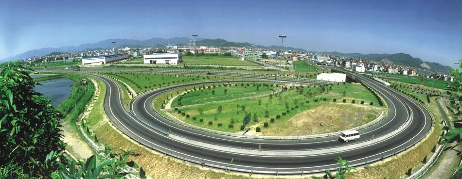 黄黄高速公路互通区千亿国际娱乐