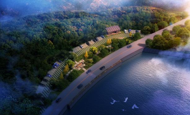 十堰市环库生态旅游公路景观规划建设工程